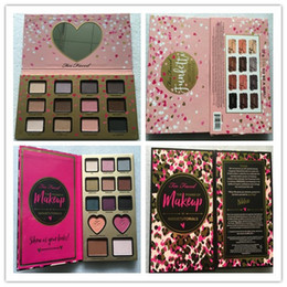 Wholesale Cosmetic Power - Newest makeup Funfetti The Power of too faced Nikkie Tutorials nikkietutorials eyeshadow palette cosmetics set eye shadow 12   13 colors