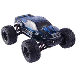 Wholesale Full Electric Cars - RC Car 40km h 2.4G 1:12 High Speed Racing Full Proportion Monster Truck Off road Car Big Foot Buggy Model Vehicle Toys +NB