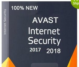 Wholesale Highest Cds - AVAST Internet Security hotsale Security wholesale License Activation Code Serial Number Available high quality with NO CD or BOX