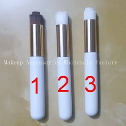 Wholesale Tools Remove Sold - Hot Selling 50pcs Professional Makeup Brushes Nose Cleaning Brush Makeup Tools Face Nasal Brush Pore Cleaning Remove Brush Cosmetic