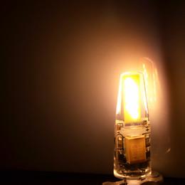 Wholesale Pin Angle - G4 Bi-Pin LED Light Bulb 2W (20W Equal) COB AC DC12 Volt, 360 Beam Angle,T3 JC G4 Bi-Pin Base LED Halogen Replacement