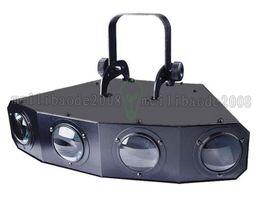 Wholesale Wholesale Auto Head Lamps - hot sell led disco led four heads effect light for DJ Club Party Disco led effect light Stage Lamp Equipment SX-EL004 MYY