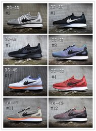 Wholesale Run Fly - Newest Air Zoom Mariah Fly Racer 2 Women Mens Athletic Running Shoes Black AIR Zoom Racers Sneaker Trainers Lightweight Breathable Shoes