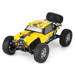 Wholesale Rtr Electric Truck - HBX 12889 Thruster 1:12 RC Off-road Truck RTR High Low Speed   2.4GHz 4WD   Dual Servos
