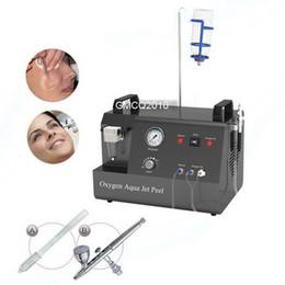Wholesale Price Oxygen - 4 BAR!!Portable Oxygen Jet Peel Machine oxygen apparatus intraceuticals oxygen facial machine for skin rejuvenation with factory price