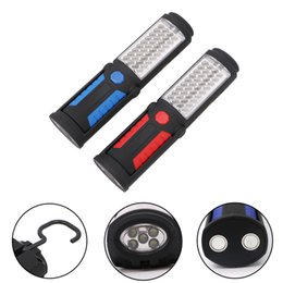 Wholesale Bright Led Torches - 1Pcs Portable COB LED USB Charging FlashLight Super Bright Work Inspection Lamp Lights Magnet Torch Chip Flash Light