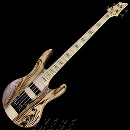 Wholesale Model Guitar - progauge artist model series pa-mb 4string electric bass guitar Neck through body Ash body maple neck and fingerboard