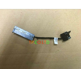 Wholesale Hp Sata Adapter - New For HP For G4 G6 CQ42 CQ43 CQ62 G42 G56 G62 G72 431 DD0AX6HD100 AX6 Original Laptop Sata hard drive connector HDD Adapter cable