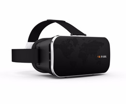 Wholesale Virtual Windows - VR V3 Phones Video Movie 3D vr glass box Virtual Reality Glasses For Iphone IOS Android Windows Phone of 4-6 inch With Box