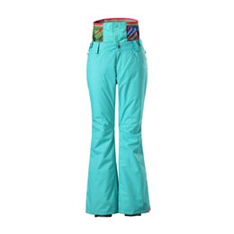 Wholesale Hunting Pants For Men - Wholesale- High-Q professional women's ski pants winter warmth snowboard trousers for snowing skiing hunting outdoor skiing pants plus size