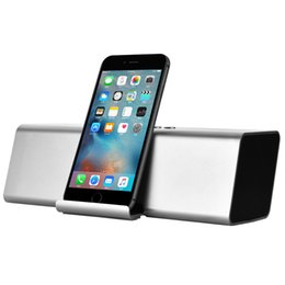 Wholesale Hands Free Ipad Stand - 2017 Best Latest Hand Free Calling Wireless Smart Phone & Ipad Holder Stand Bluetooth Speaker for Sale