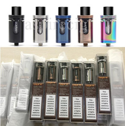 Wholesale Aspire Cleito EXO Tank ML ML TPD Version ohm ohm Coil Top Fill Special Design Guaranteeing Zero Leaks Authentic