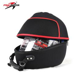 2019 gs motocicli PRO-BIKER Borsa da motocicletta moto casco integrale borsa Motos borsa da viaggio bagagli spalla zaino bicicletta casco borse, G-XZ-008 sconti gs motocicli