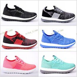 Wholesale Pure Leather Shoes For Men - New 2017 Mens Pure ZG Prime sport Running Shoes Name Brand High Quality Sports Shoes Low Retro Sneakers For Men