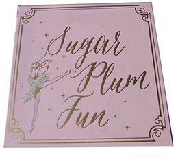 Wholesale Fun Long - Faced Makeup Sugar Plum Fun Eye Shadow Palette 16 Colors Matte and Shimmer Shades Eyeshadow Fairy set and Good Quality