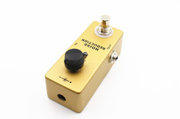 Wholesale Guitar Effects Pedals Noise - Free Shipping Wholesales Mini Noise Gate Pedal electric Guitar Effect Pedal NOISE REDUCTION And True Bypass Free Shipping