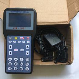 Wholesale French Language Tools - 2018 CK100 CK-100 V99.99 Auto Key Programmer SBB V99.99 Auto Key Programmer Tool with Multi-language Car Key copier