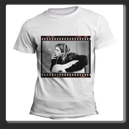 Wholesale Uomo Shirt Xl - T Shirt Uomo Donna Kurt Cobain Men'S T-Shirts Short Sleeve O-Neck Cotton