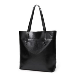 Wholesale Black Patent Leather Bags Sale - 2017 Hot sale genuine leather handbags Totes single shoulder bags crossbody Patent Leather famous brand designer leather bags