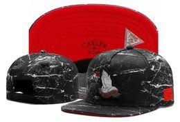 Wholesale 559 Fashion - summer new fashion cayler sons baseball cap snapback hats black for men women brand sports hip hop flat sun hat cheap mens Caps TYMY 559