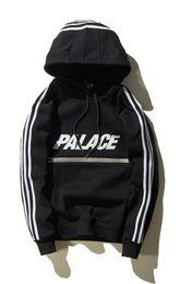 Wholesale Men Hoodi - Men Hip Hop Clothing Autumn Palace Hoodies Long Sleeved Hooded Warm 2017 New Fashion Sweatshirts Harajuku Cotton Street Skateboard Hoodi