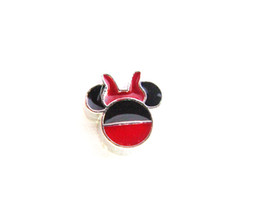 Wholesale Zinc Alloy Charms Wholesale - 10pcs mouse head charms zinc alloy DIY Floating Locket charms fit for living memory locket FC1406 as gift