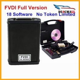 Wholesale Nissan Commander - FVDI Full Version ABRITES Full Commander 18 Software Good Quality FVDI Super Function No Time Limited Version FVDI DHL Free