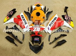 Wholesale Full Seat Covers - 4gifts+Seat cowl+Tank cover New ABS Full Fairings For HONDA CBR1000RR 12-15 1000RR 12 13 14 15 16 CBR1000 2012 2013 2014 2015 REPSOL 28