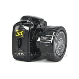 Wholesale dvr web - Wholesale-Hot Sale New Cmos Super Mini Video Camera Smallest Pocket Camera 640*480 480P DV DVR Camcorder Recorder Web Cam 720P JPG Photo