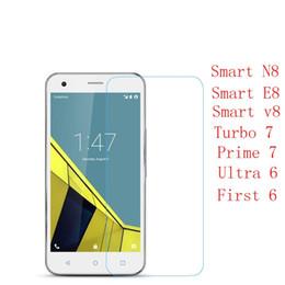 Tela de velocidade on-line-Para vodafone smart e8 v8 n8 platina 7 turbo 7 ultra 6/7 prime 6/7 primeiro 6 GRAMD SPEED 6 9 H Premium temperado protetor de tela de vidro