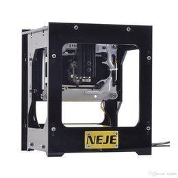 Wholesale Laser Cutting Machines - NEJE 500mW USB DIY Laser Engraver Cutter Engraving Cutting Machine Laser Printer