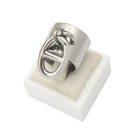 Edelstahl-o-ringe online-Oval Geometrische Anhänger Ring Frauen Modeschmuck Edelstahl O Charme Fingerring Größe 7 10 11 6 9 8