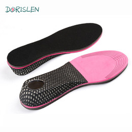 Wholesale heel lifts - EVA Heel Lift Insoles Women 3cm Taller Shoe Pads Via DHL Shipping