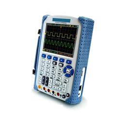 Wholesale Portable Oscilloscope Dso - 60MHz 5-in-1 Handheld Portable Oscilloscope W Digital Multimeter Hantek DSO 8060