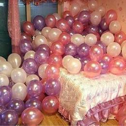 Deutschland Party Dekoration Lieferungen Latex Luftballons Luftballons Hochzeitsdekoration Geburtstagsfeier Weihnachten Dekorative 100 Teile / los 1,2g C161Q Versorgung