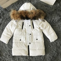 Wholesale Duck Down Jackets For Boys - Girl Boy Children Down Winter Jacket For Girls Winter Coat Parkas Outerwear Jacket Children Jackets Kids Winter Coat Girls Parka