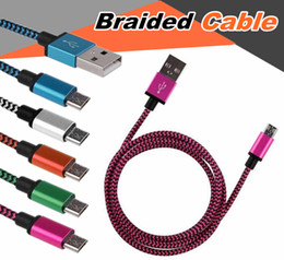 Wholesale Data Cable For Mobile - Micro V8 USB Cables Data Line Charger Cable Charging Cord Weve For Mobile Phones Samaung Galaxy S7 Edge S6 DHL high quality