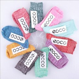 Wholesale Japanese Socks Female - Wholesale- 10 pairs=1 lot Winter Colorful Cute Women Socks Cotton Tube Japanese Casual Art Warm Kawaii Short Female Socks MF748541