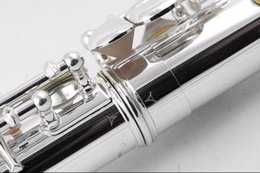 professionelle okarina Rabatt NEUE Heiße YFL-211Smusical instrument Flöte16 über E-Key Flute musik professionelle versand