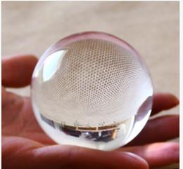 Cuarzo Natural Rare Natural Clear Magic Magic Bola de Curación Esfera 40mm + soporte desde fabricantes