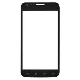 Wholesale free t bars - Front Outer Touch Screen Glass Replacement for Samsung Galaxy S2 II Skyrocket i727 AT&T free DHL