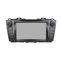 Wholesale Dvd Player For Mazda - High quality Car DVD player for Mazda 5 with 8inch HD Screen ,Android5.1,GPS,Steering Wheel Control,Bluetooth, Radio