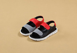 Wholesale Child Sandals - Jeff Store children sandals boy and girl New arrival shoes