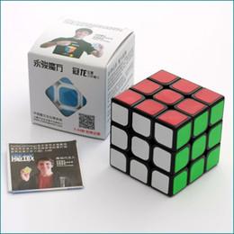 2017 3a orden Cubo Entrada cubo rompecabezas juguetes Competencia Velocidad Puzzle Cubos Juguetes para niños Niños B4 desde fabricantes
