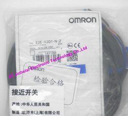 Wholesale Omron Switches - E2E-X2D1-N-Z New and original OMRON Proximity switch Proximity sensor 12-24VDC 2M