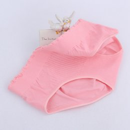 Wholesale Sexy Panties Fashions - sexy Lady Underwear Cotton Panties Breathable Take care of your health Women Hipster Pants TAOLISHI Original design 296
