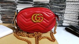 Wholesale Bags Belt - 2017NEW pu G Waist Bags women Fanny Pack bags bum bag Belt Bag Women Money Phone Handy Waist Purse Solid Travel Bag #G1887G