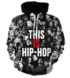 Wholesale Newest Style Mens Hoodies - Newest Fashion Womens Mens This is Hip Hop Harajuku Style Funny 3D Print Casual Hoodies Unisex Plus Size KK49