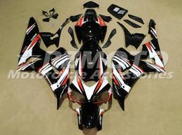 Wholesale Oem Fairings - New OEM Fairings set For Honda CBR1000RR 06 07 CBR1000 2006 2007 Injection ABS Motorcycle Fairing Kit Bodywork Cover Cowling red black white