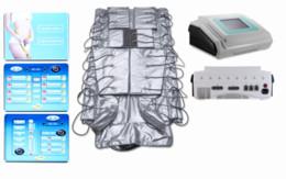 Vente de stimulateur musculaire en Ligne-Stimulateur de muscle d'EMS / couverture de sauna infrarouge lointain / machine de pressothérapie à vendre